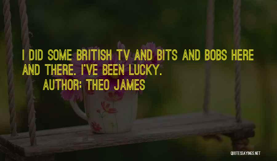 Theo James Quotes 1132758