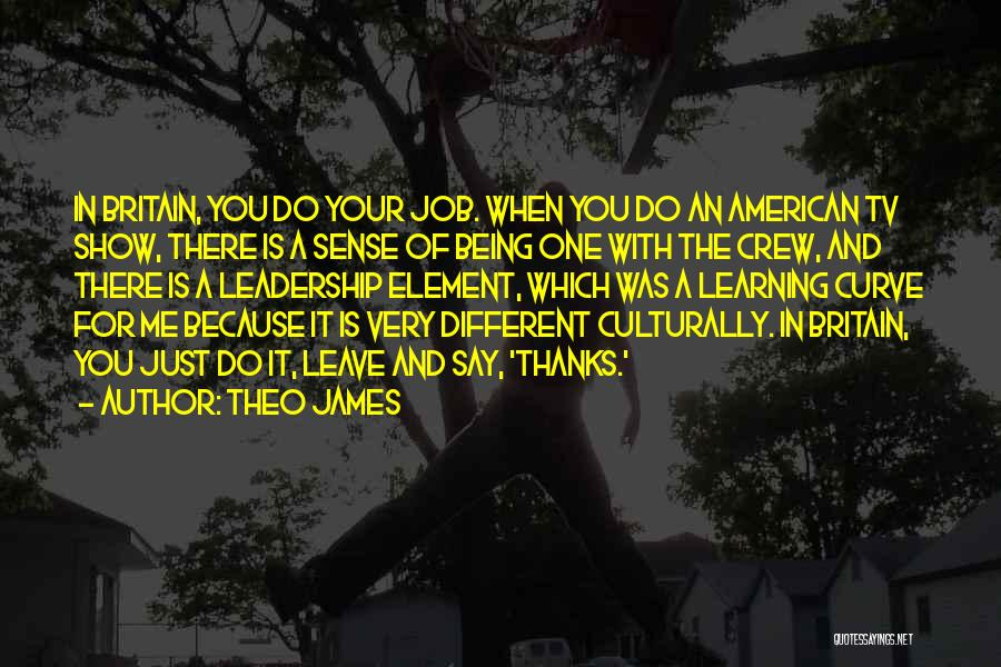 Theo James Quotes 1181078