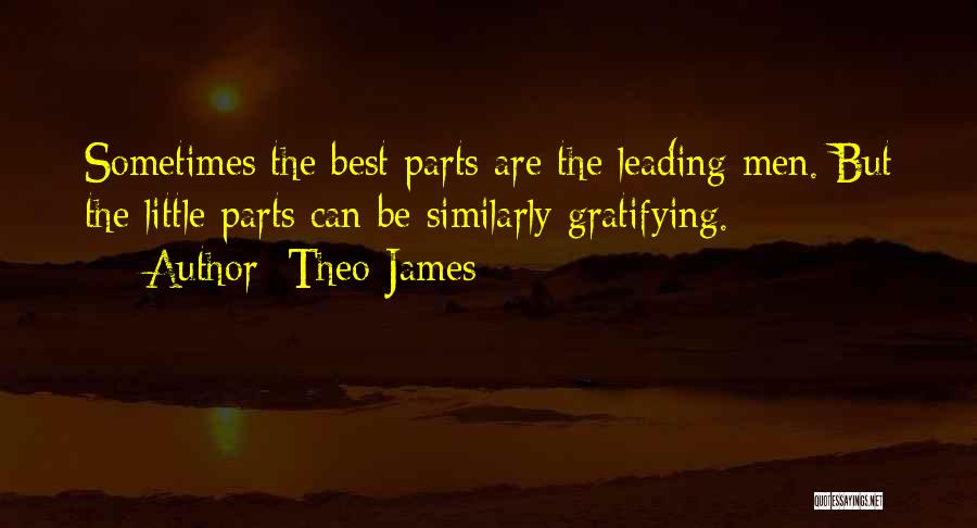 Theo James Quotes 1200980
