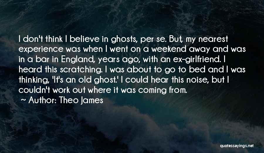 Theo James Quotes 1258233