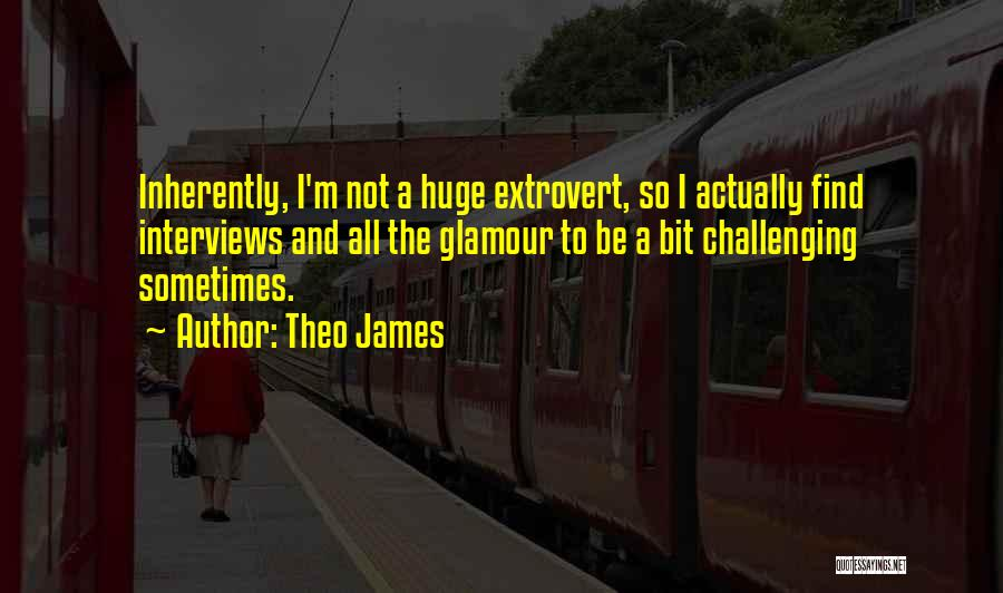 Theo James Quotes 1498858