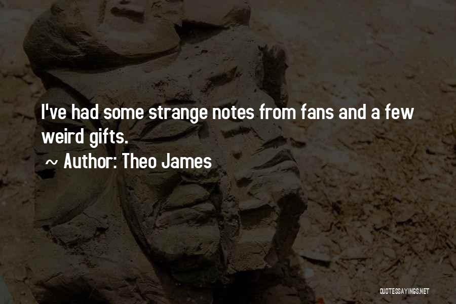 Theo James Quotes 1598211