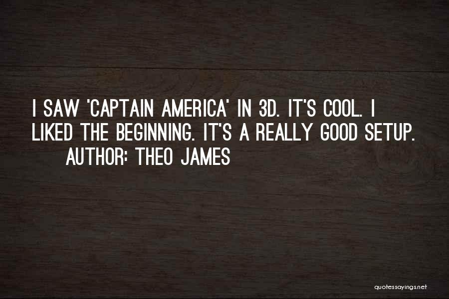 Theo James Quotes 1827119