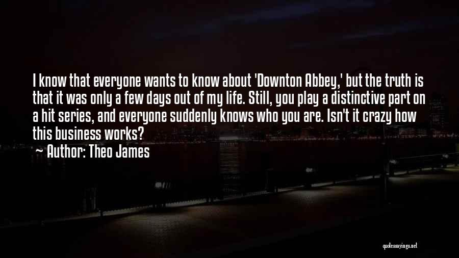 Theo James Quotes 1859499