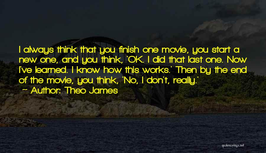 Theo James Quotes 394502