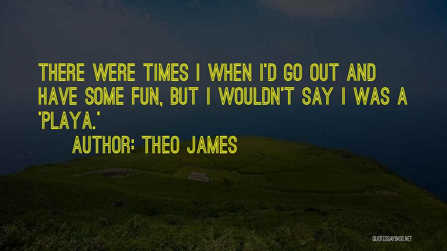 Theo James Quotes 678246