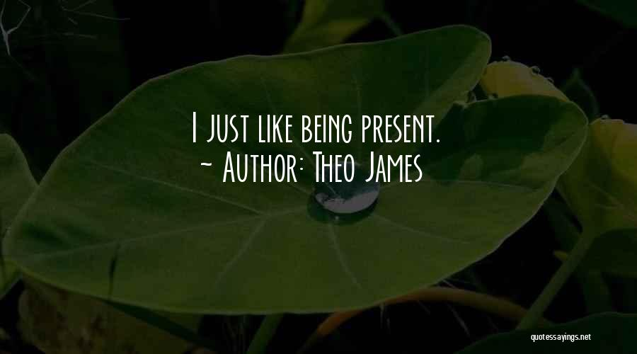 Theo James Quotes 821239