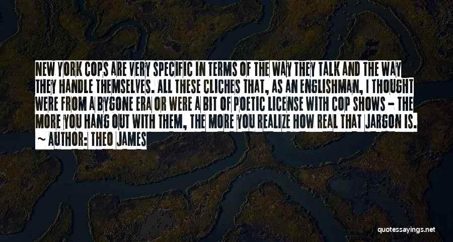 Theo James Quotes 859457