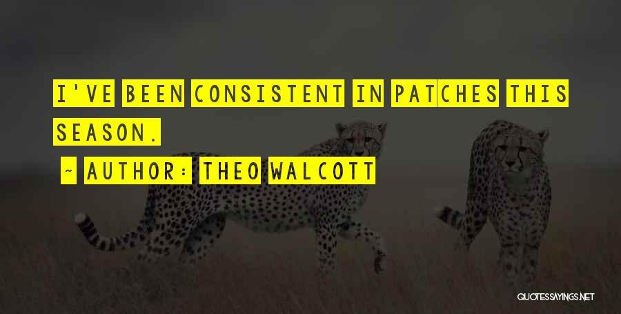 Theo Walcott Quotes 1389080
