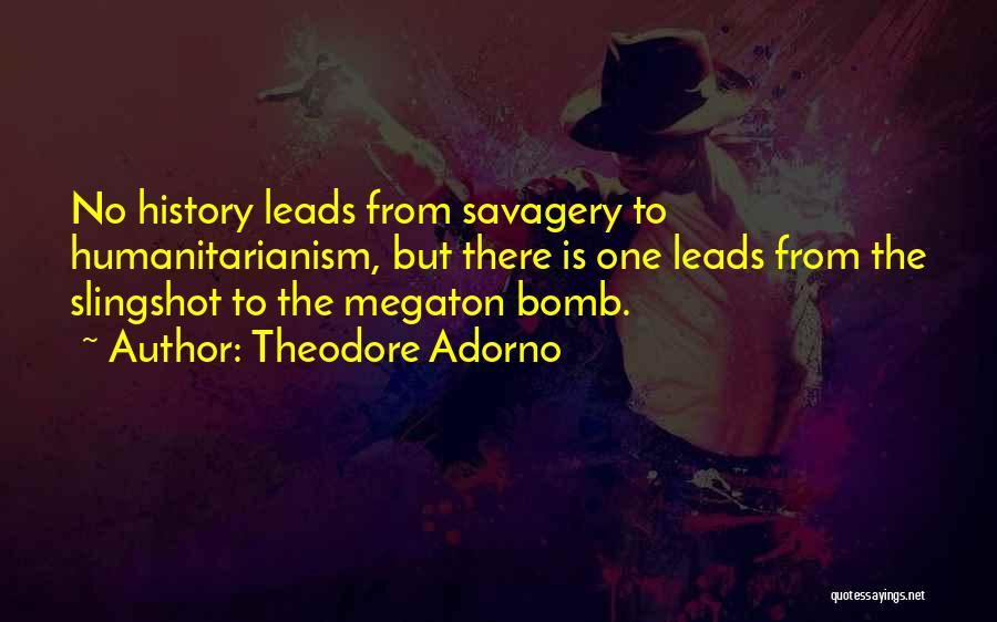 Theodore Adorno Quotes 446285