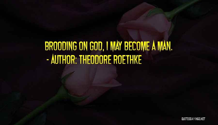 Theodore Roethke Quotes 1699427