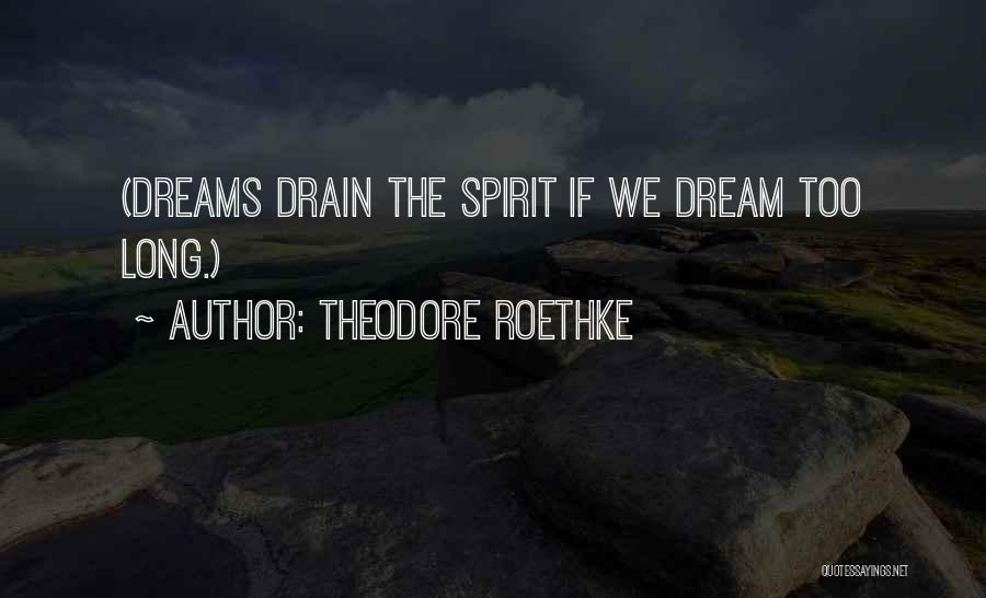 Theodore Roethke Quotes 2000198
