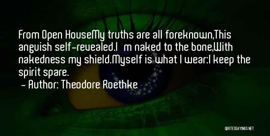 Theodore Roethke Quotes 208762