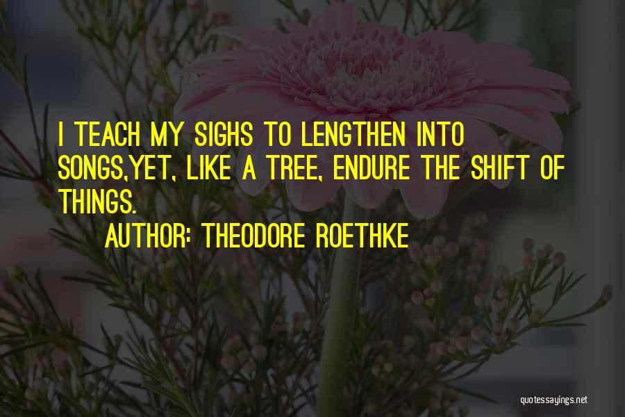 Theodore Roethke Quotes 2115561