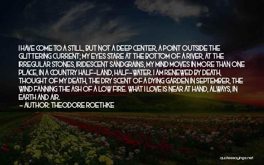 Theodore Roethke Quotes 2140266