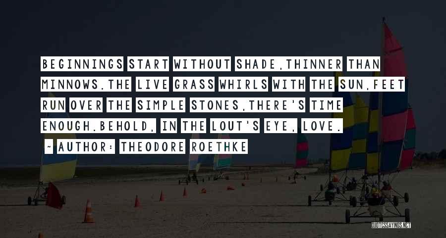 Theodore Roethke Quotes 379666