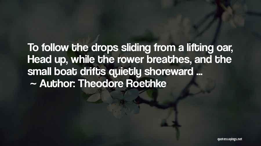 Theodore Roethke Quotes 901938