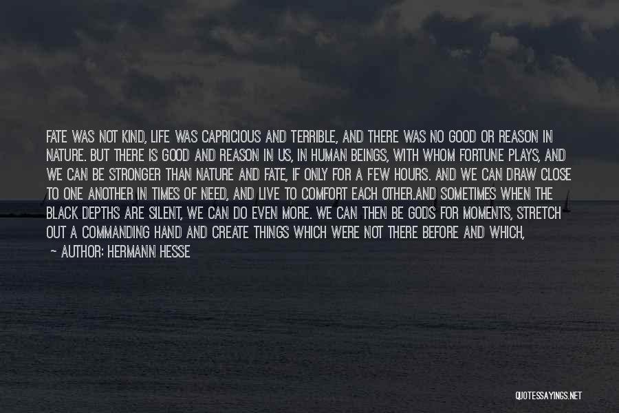 There Are Times In Life Quotes By Hermann Hesse
