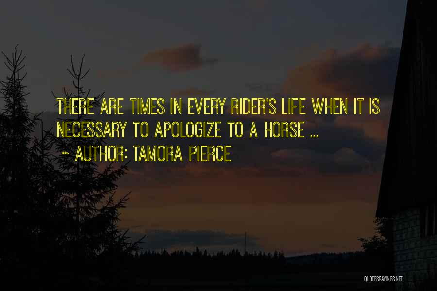 There Are Times In Life Quotes By Tamora Pierce
