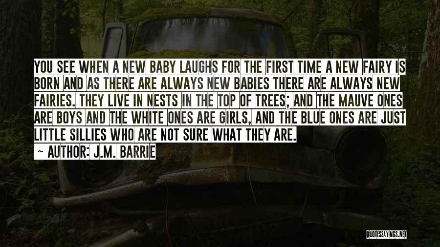 There Is Always A First Time Quotes By J.M. Barrie