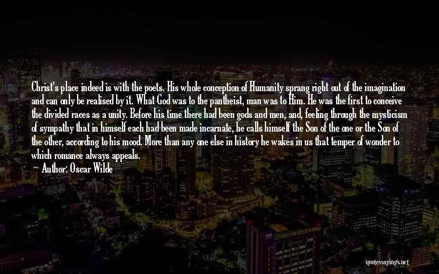 There Is Always A First Time Quotes By Oscar Wilde