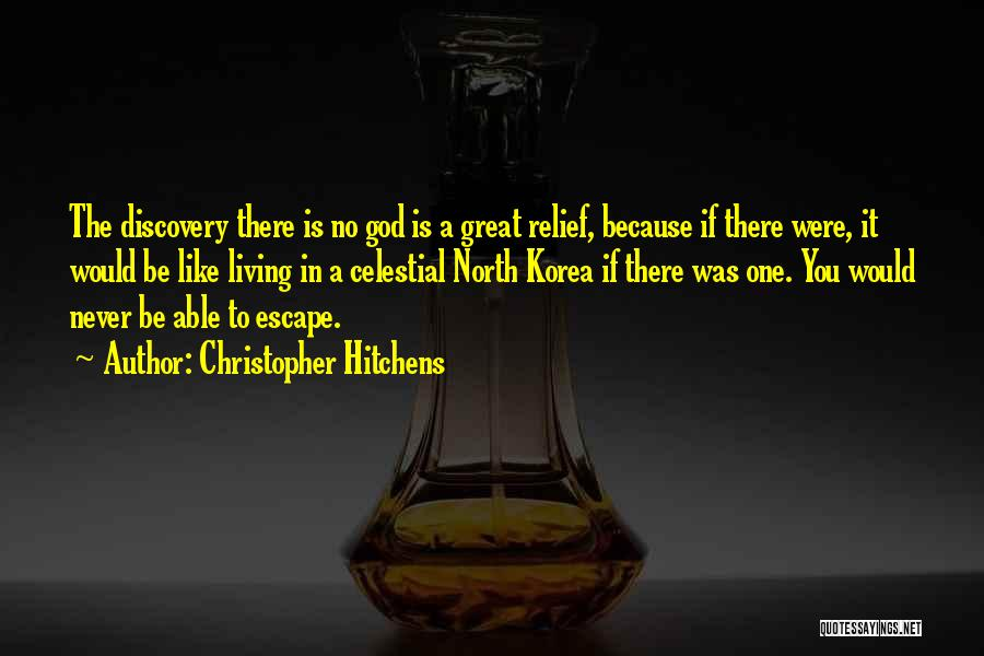 There Is No One Like God Quotes By Christopher Hitchens