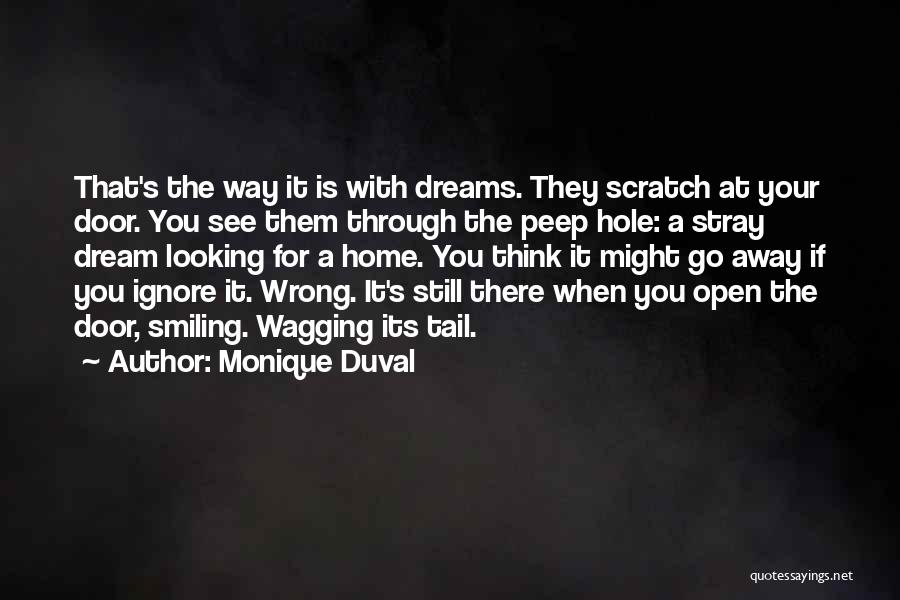 There Is Way Quotes By Monique Duval