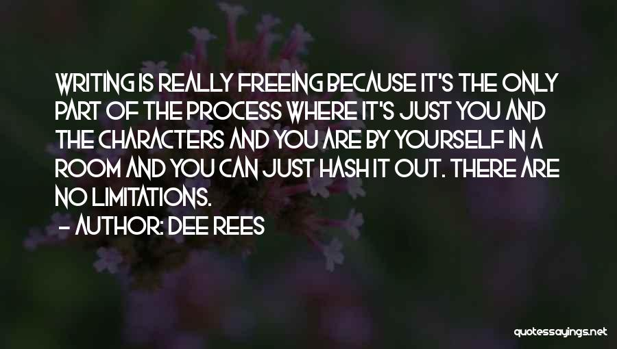 There No Limitations Quotes By Dee Rees