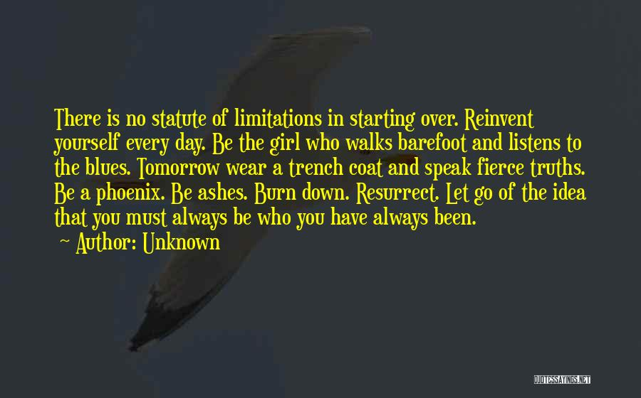 There No Limitations Quotes By Unknown