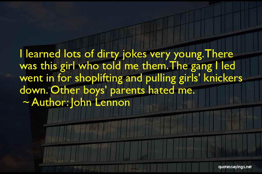 There This Girl Quotes By John Lennon