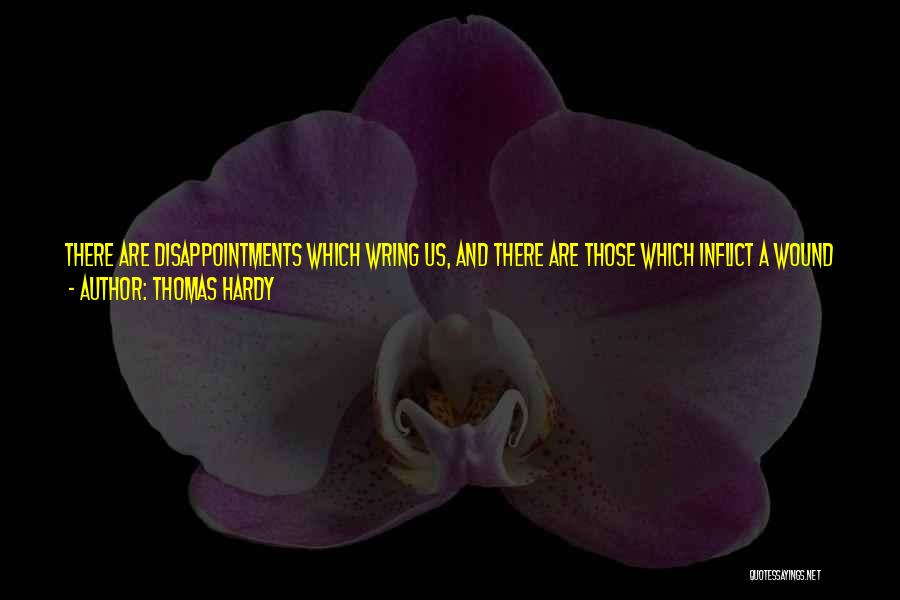 There's No Permanent Quotes By Thomas Hardy
