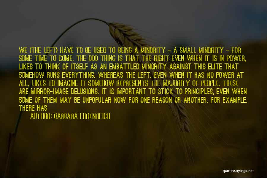 There's No Reason To Look Back Quotes By Barbara Ehrenreich