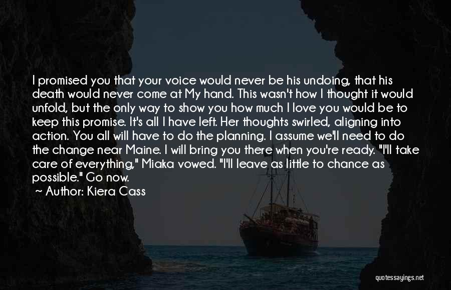 There's This Girl I Love Quotes By Kiera Cass