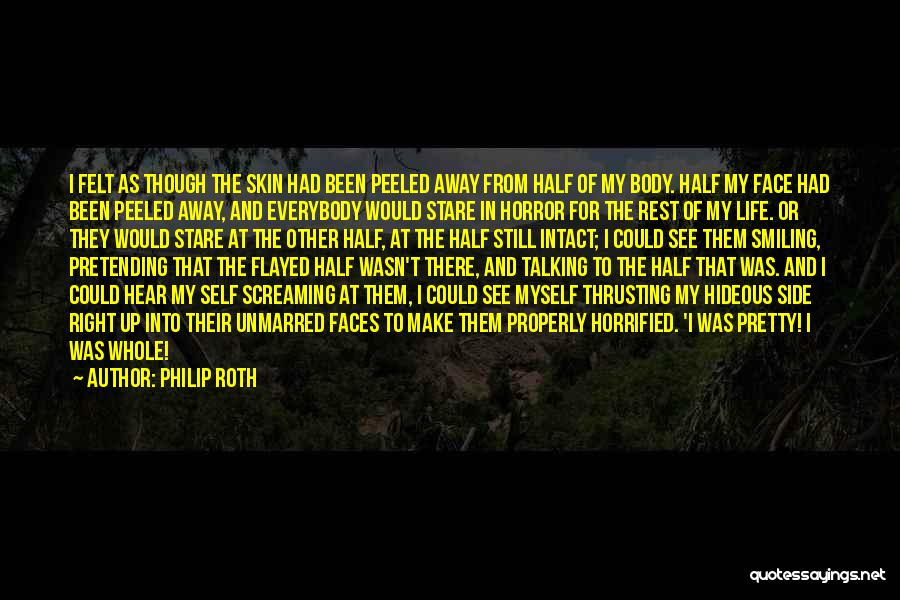 There's This Girl I Love Quotes By Philip Roth