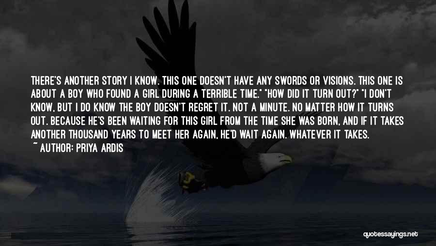 There's This Girl I Love Quotes By Priya Ardis