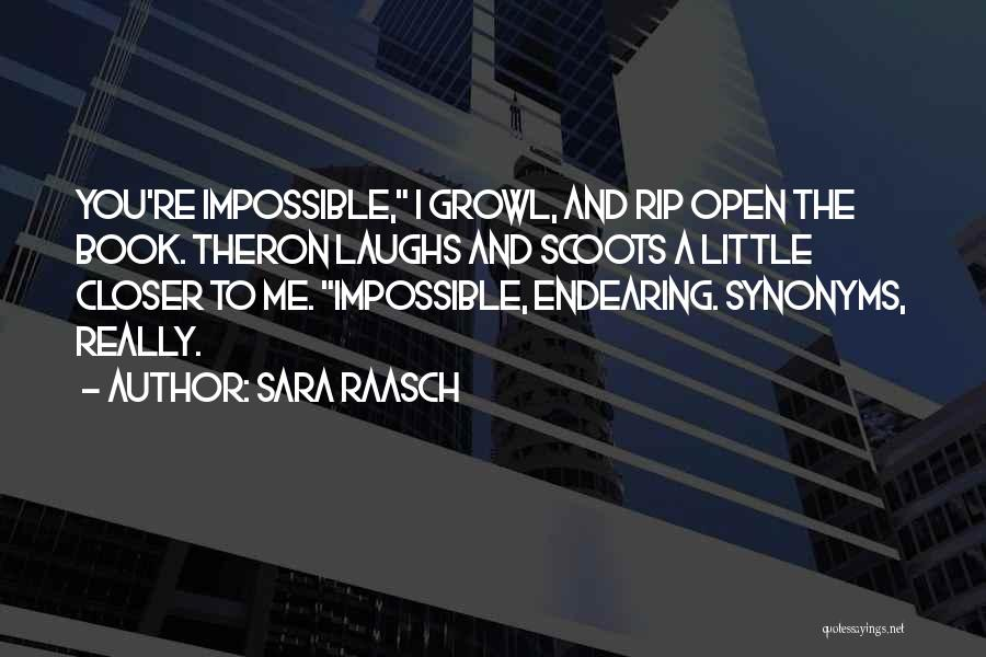 Theron Quotes By Sara Raasch