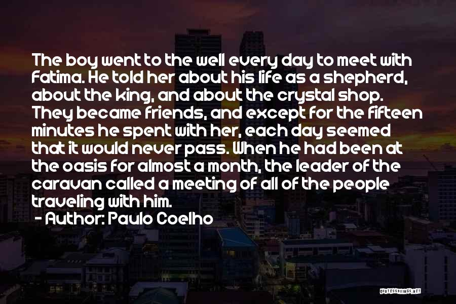 These So Called Friends Quotes By Paulo Coelho
