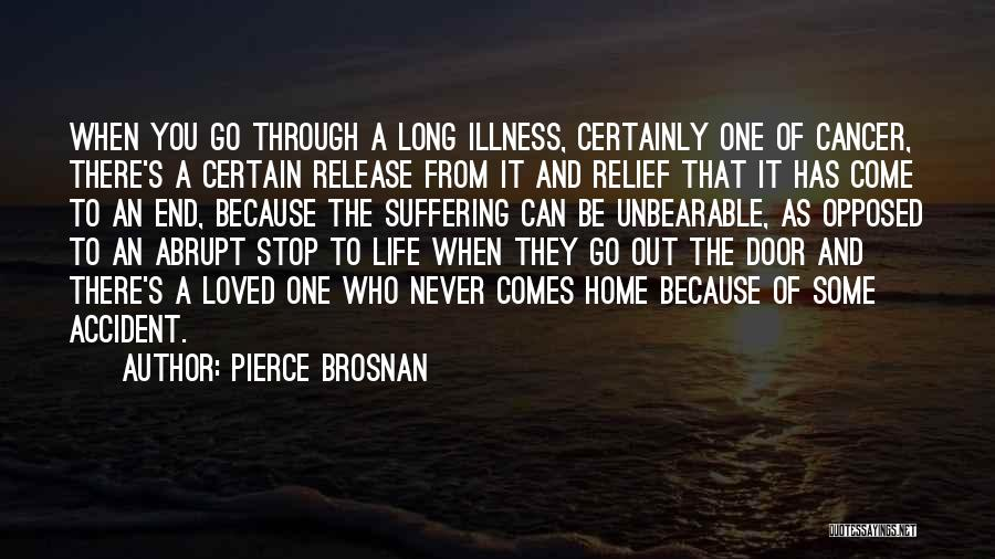 They Come They Go Quotes By Pierce Brosnan