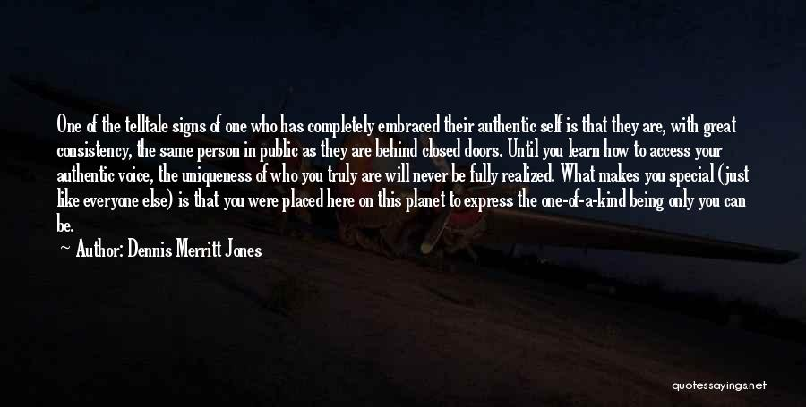 They Never Learn Quotes By Dennis Merritt Jones