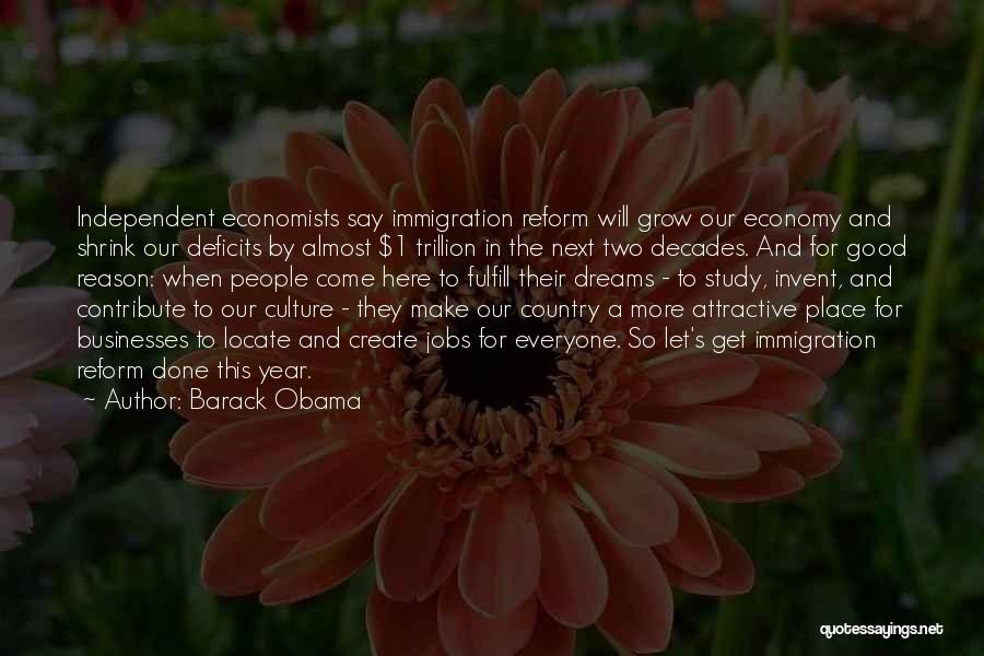 They Say Dreams Quotes By Barack Obama