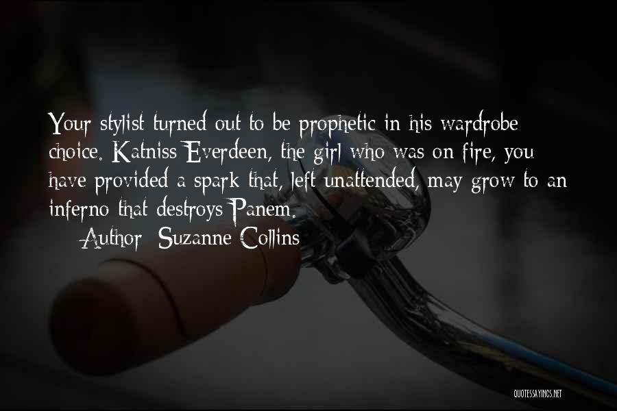 Thg Catching Fire Quotes By Suzanne Collins