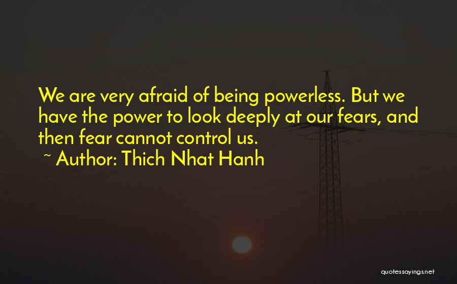 Thich Nhat Hanh Quotes 2078437