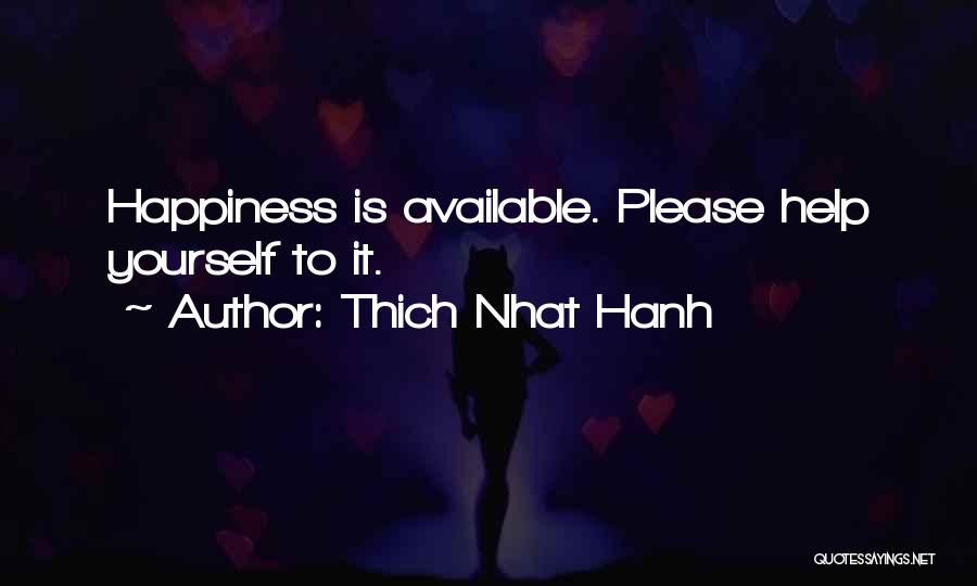 Thich Nhat Hanh Quotes 460528