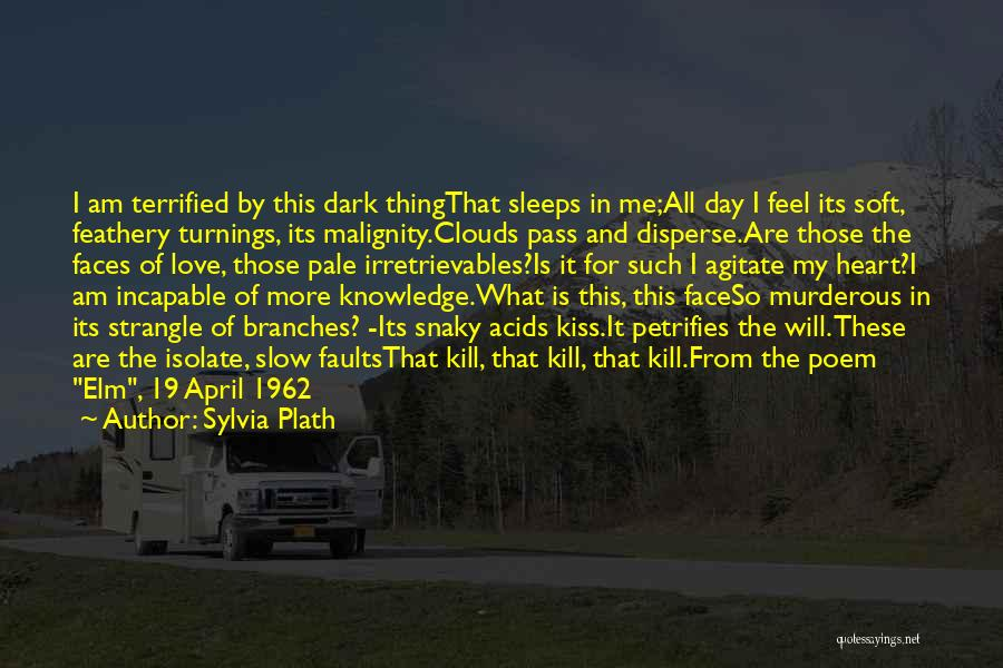 Thing Love Quotes By Sylvia Plath