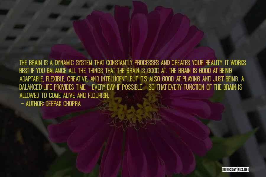 Things Being Possible Quotes By Deepak Chopra