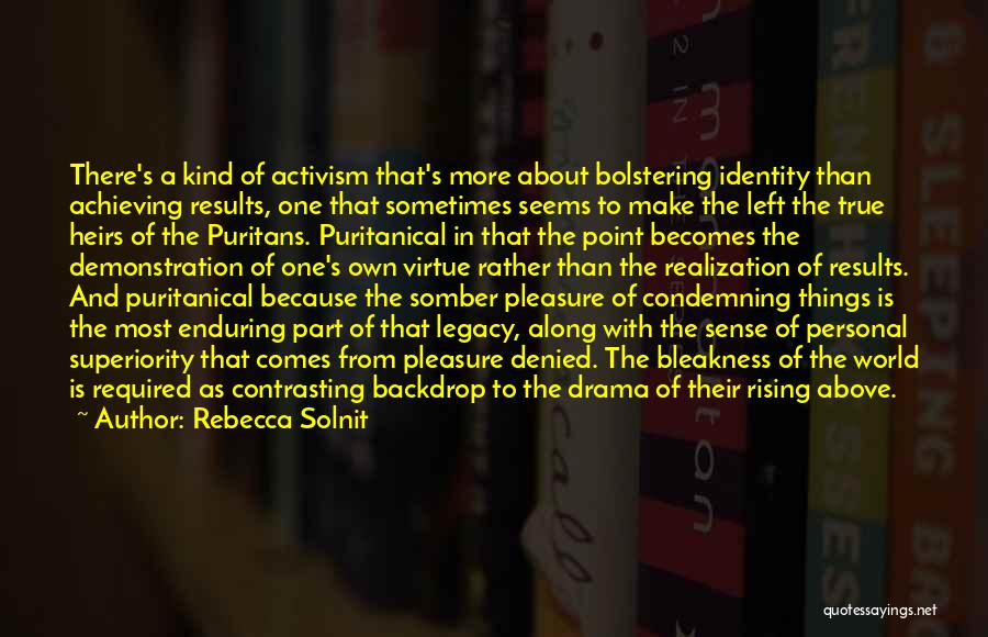 Things Make Sense Quotes By Rebecca Solnit