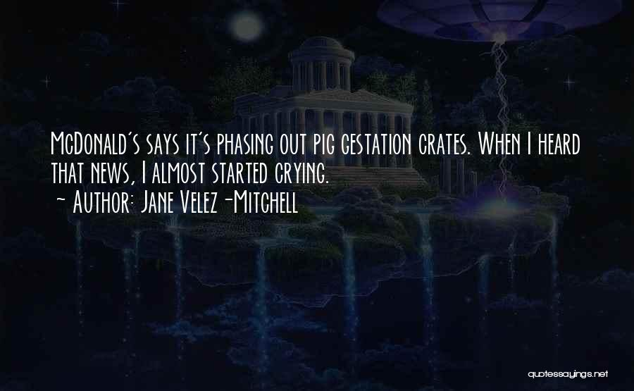 Things Not Phasing You Quotes By Jane Velez-Mitchell