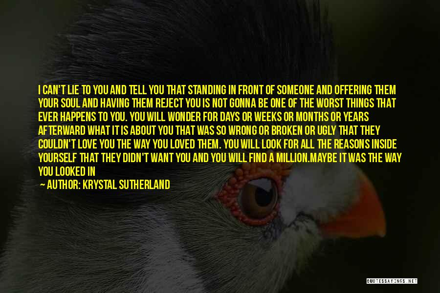 Things Will Get Hard Quotes By Krystal Sutherland