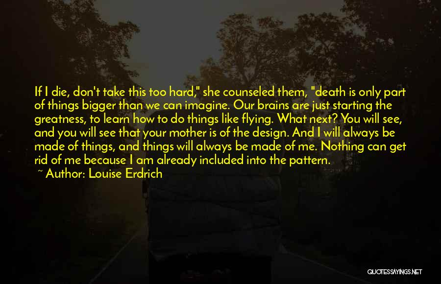 Things Will Get Hard Quotes By Louise Erdrich