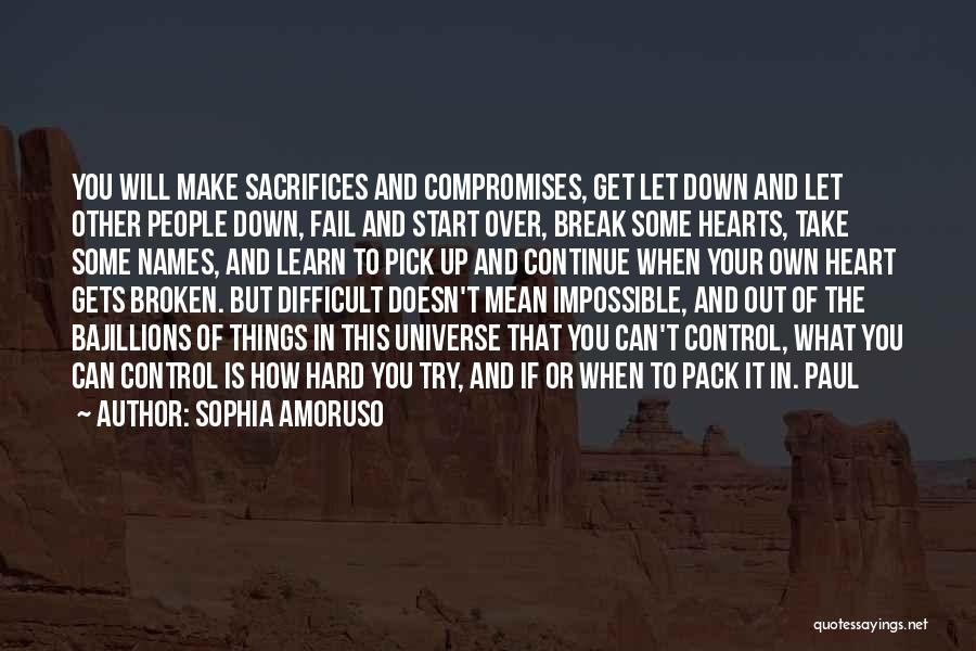 Things Will Get Hard Quotes By Sophia Amoruso